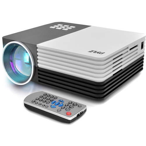 Pyle Pro PRJG65 150-Lumen HVGA LED Pico Projector