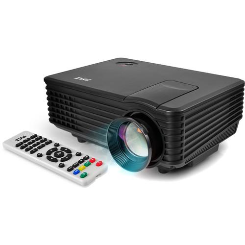 Pyle Pro PRJG88 800-Lumen WVGA Multimedia Projector