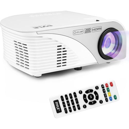 Pyle Pro PRJG95 1200-Lumen Digital Multimedia Projector