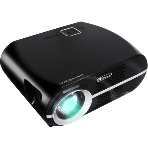 Pyle Pro PRJLE67 WXGA LCD Home Theater Projector