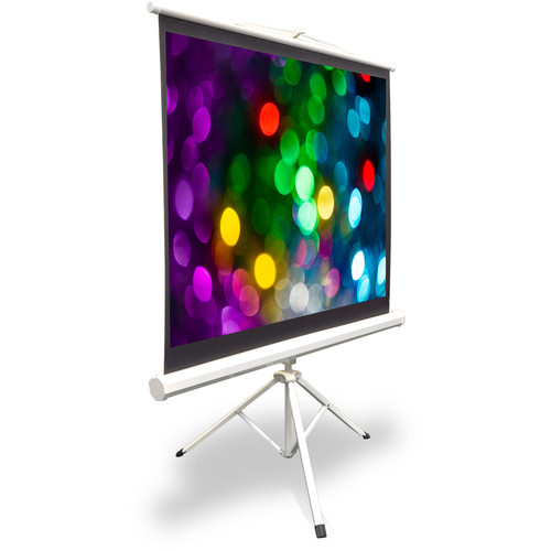 "Pyle Pro PRJTP42 23.5 x 31.5"" Tripod Projection Screen"