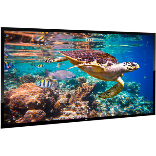 """Pyle Pro Fixed Wall Mount Projector Screen (120"""")"""