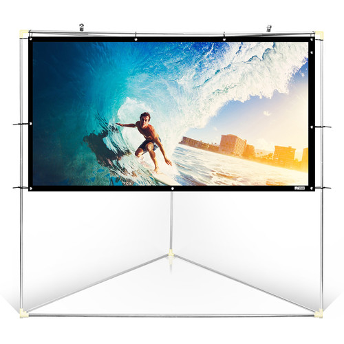 "Pyle Pro Portable Outdoor Projector Screen (72"")"