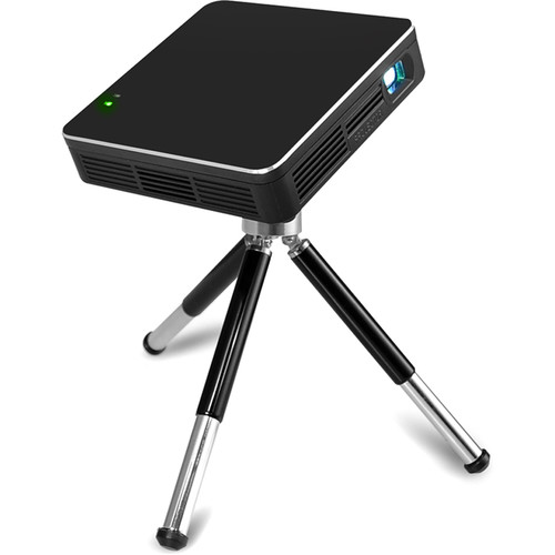 Pyle Pro Pocket Pro 250-Lumen WVGA DLP Pico Projector with Wi-Fi