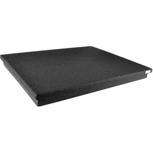 "Pyle Pro PSI12 Acoustic Sound Isolation Dampening Speaker Riser Platform Base (22.5 x 18.1"")"