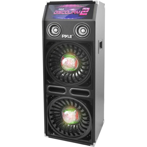 "Pyle Pro Disco Jam 2 1200W Dual 10"" Passive PA Speaker System"