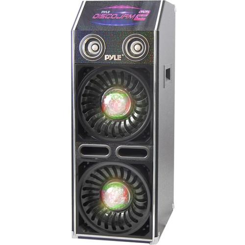 "Pyle Pro Disco Jam 2 1500W Dual 10"" Passive Speaker System"