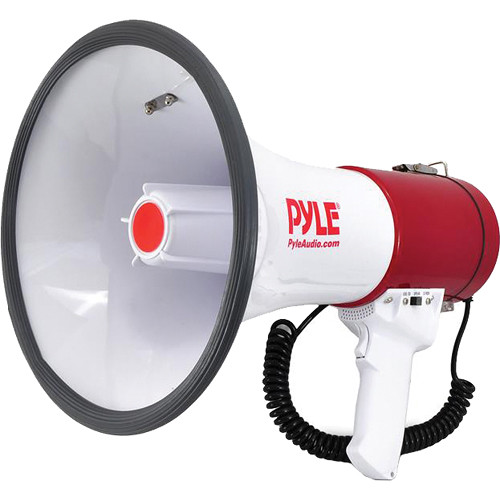 Pyle Pro PYPMP52BT Bluetooth Megaphone Bullhorn