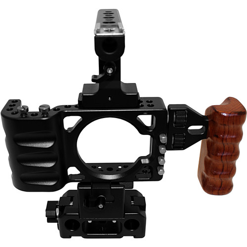 Pyro AV Black Magic Pocket Cinema Camera Cage Kit