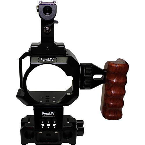 Pyro AV Blackmagic Micro Cinema Camera Cage Kit