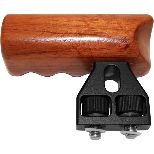 Pyro AV Brazil Pear Wood Left Handle for Select Kits