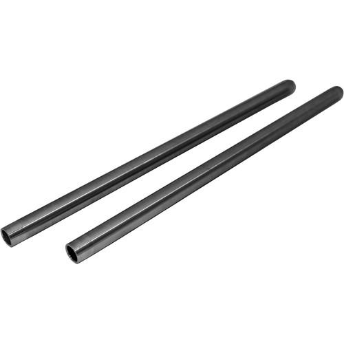 """Pyro AV 19mm Stainless Steel Rod (17"""", Pair)"""