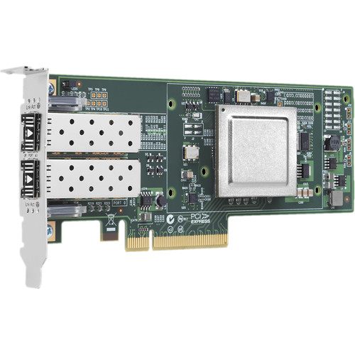 Q-Logic BR-1020-0010 Dual Port 10 Gb/s Converged Network Adapter