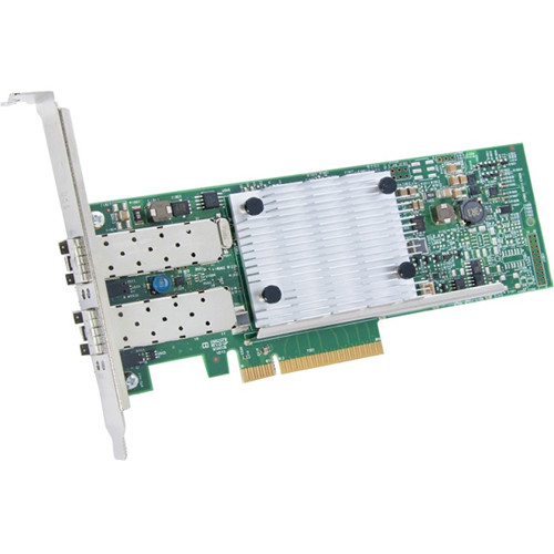 Q-Logic QLE3442-SR-CK 3400 Series Dual Port PCIe to 10GbE Ethernet Adapter