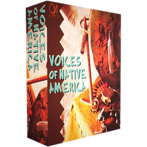 Q Up Arts Voices of Native America Volume 1 Apple Logic, EXS, and AIFF (Download)