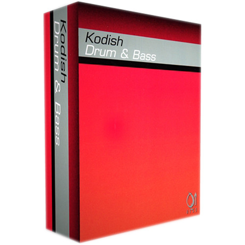 Q Up Arts Kodish Drums & Bass Logic EXS24 AIFF (Download)