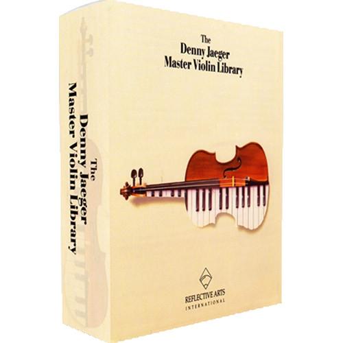 Q Up Arts Denny Jaeger Master Violins Volume 1 Loud Violins, Logic EXS (Download)