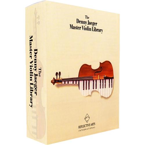 Q Up Arts Denny Jaeger Master Violins Volume 2 Soft Violins, Logic EXS (Download)