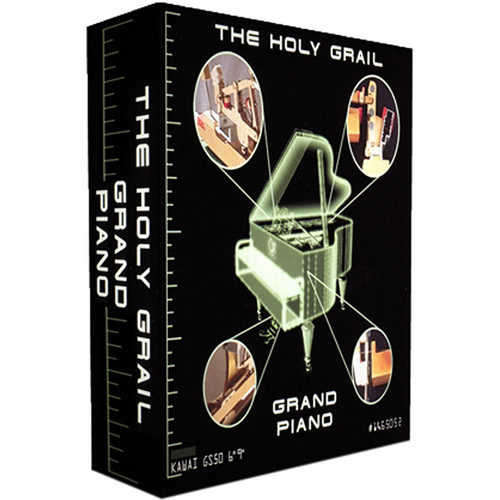 Q Up Arts The Holy Grail Piano - Logic EXS and AIFF (Download)