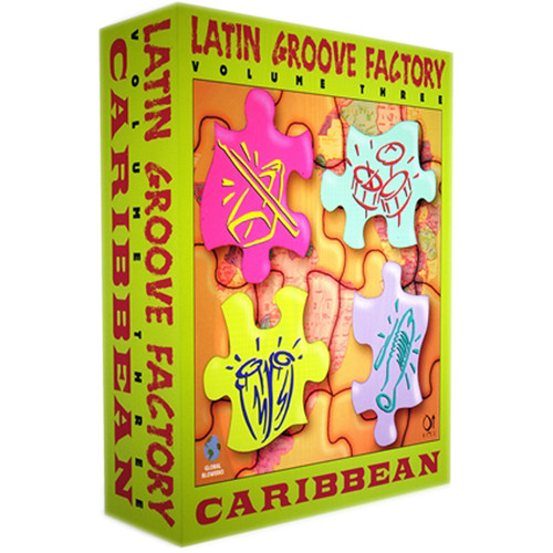 Q Up Arts Latin Groove Factory Volume 3 Caribbean Logic EXS (Download)