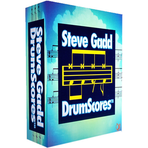 Q Up Arts Steve Gadd DrumScores Logic EXS (Download)