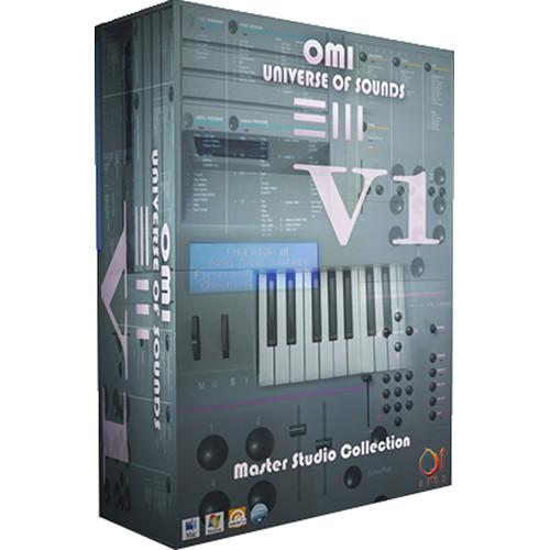 Q Up Arts Omi Universe of Sounds Volume 1 Kontakt 4.2 (Download)