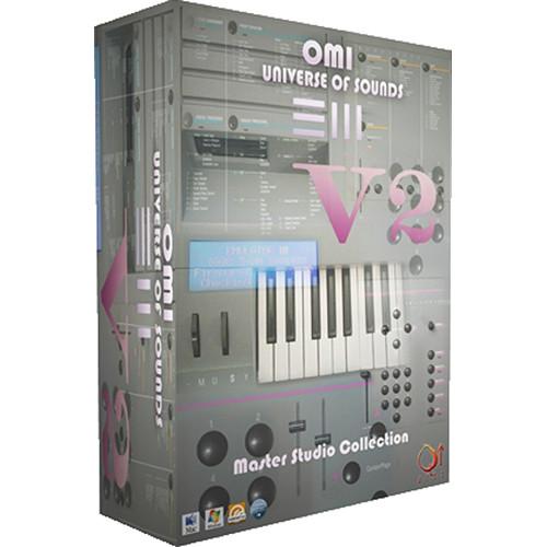 Q Up Arts Omi Universe of Sounds Volume 2 Kontakt 4.2 (Download)