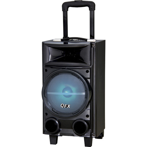 "QFX 8"" Bluetooth Portable Party Speaker"