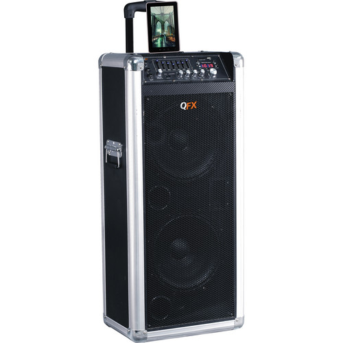 QFX PBX-3110BT Portable Bluetooth PA Speaker