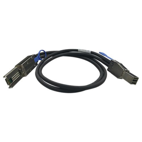 QNAP Mini SAS SFF-8644 to SFF-8644 External Cable (3.3')