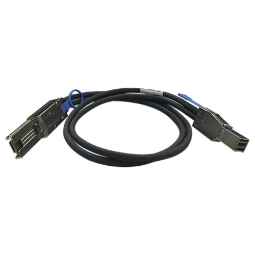 QNAP Mini SAS SFF-8644 to SFF-8644 External Cable (3.3')