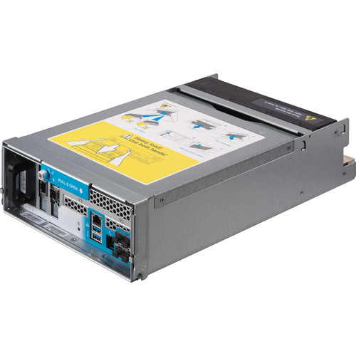 QNAP Field-Replaceable Controller Unit with Fan and Battery Backup Unit for the ES1640dc v2 NAS