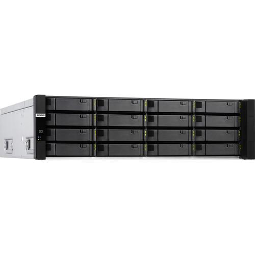 QNAP ES1686dc 16-Bay NAS Enclosure with Dual Active Controllers (96GB)