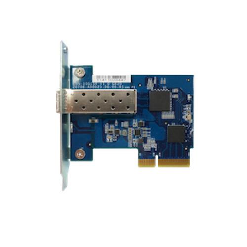 QNAP 10 Gigabit SFP+ Network PCIe Expansion Card for QNAP Desktop NAS