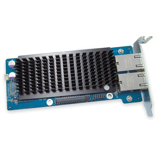 QNAP LAN-10G2T-U 2-Port 10Gbase-T Network Expansion Card