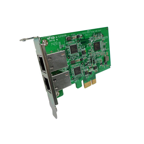 QNAP Dual-Port GbE Network Expansion Card