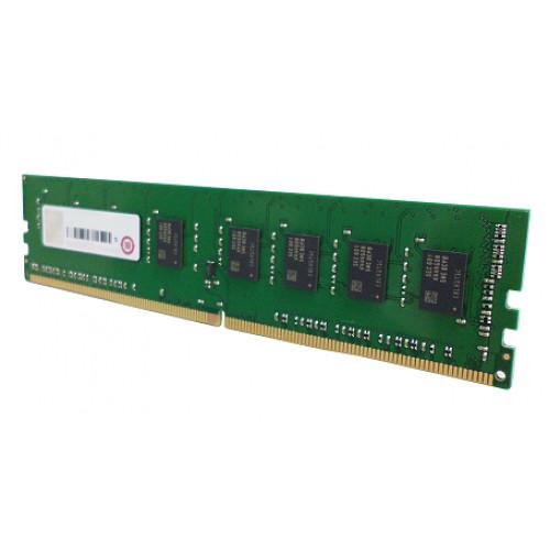 QNAP 16GB DDR4 2666 MHz UDIMM ECC Memory Module