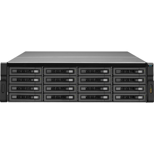 QNAP REXP-1620U-RP-US 16-Bay SAS RAID Expansion Enclosure for QNAP NAS
