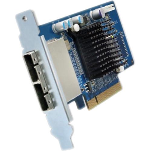 QNAP Dual SAS 6 Gb/s Wide-Port Storage Expansion Card