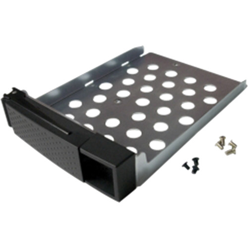 """QNAP HDD Tray for 2.5 & 3.5"""" HDDs (Black)"""