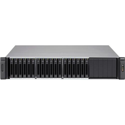 "QNAP 18-Bay 2U 2.5"" SAS/SATA-Enabled Unified Storage Enclosure"