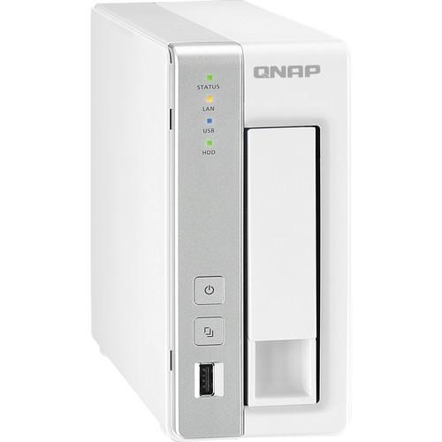 QNAP TS-120 1-Bay NAS Server