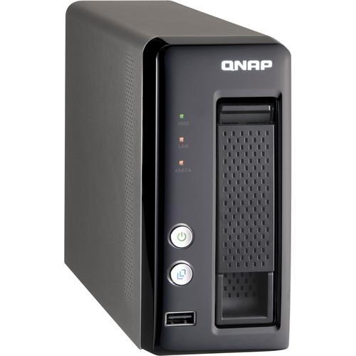 QNAP TS-121 1-Bay NAS Server