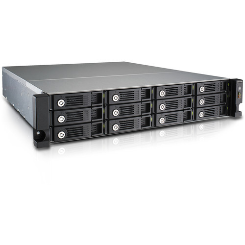 QNAP TS-1270U-RP 12-Bay IP-SAN/NAS SATA 6G/USB 3.0 Storage Solution