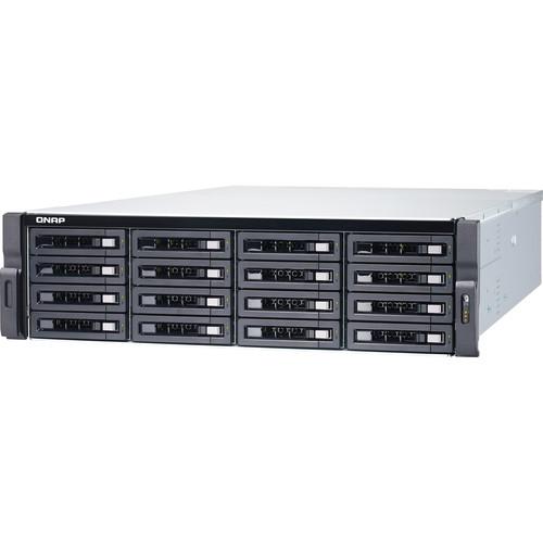 QNAP TS-1673U Rack Mount Enclosure 16-Bay/ RX-421ND/ 64GB/ RP
