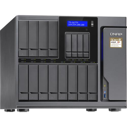 QNAP TS-1677X 16-Bay NAS Enclosure