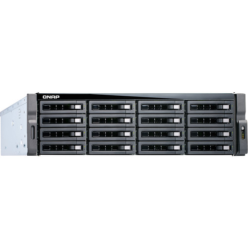 QNAP TS-1677XU 3U 16-Bay Rackmount NAS/iSCSI IP-SAN with Redundant Power Supply (16GB)