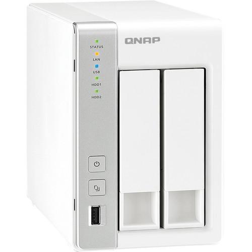 QNAP TS-220 2-Bay Home and SOHO NAS Server