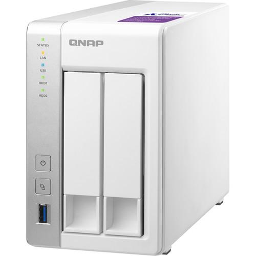 QNAP TS-231P2 NAS Enclosure 4-Bay/ A15/ 1GB