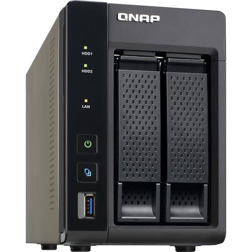 QNAP TS-253A Two-Bay NAS Enclosure